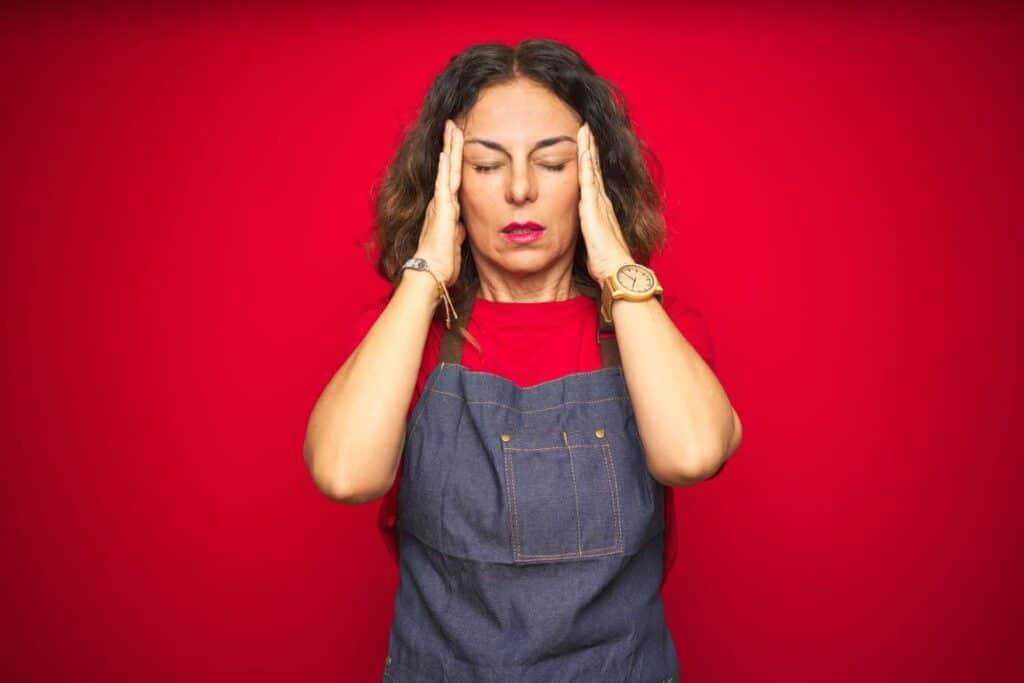 stress test: lichamelijke signalen