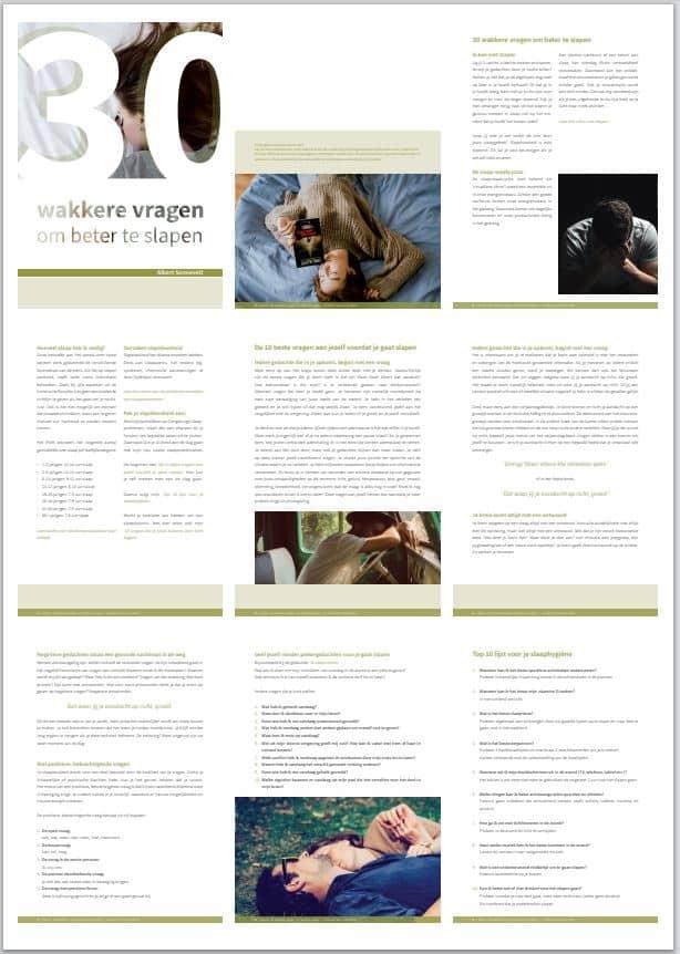 BreinTV: Voorbeeld opmaak e-book