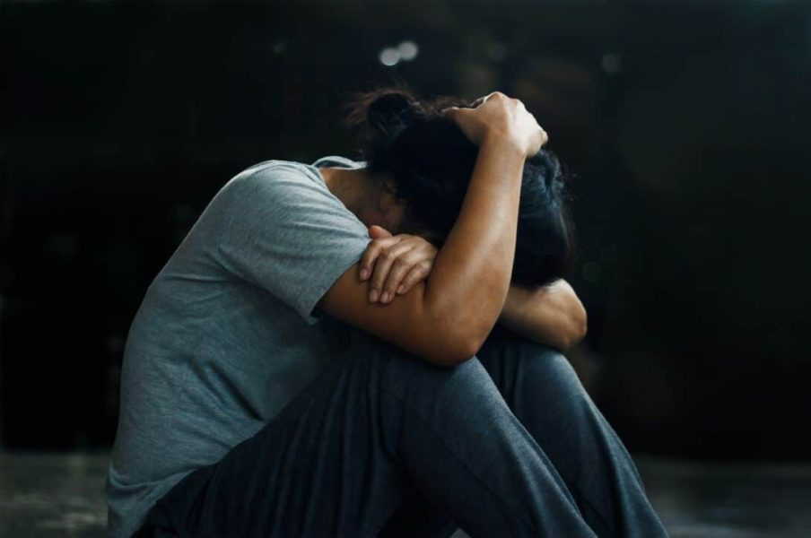 stress overspannen of een burnout